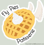Fly Pies logo