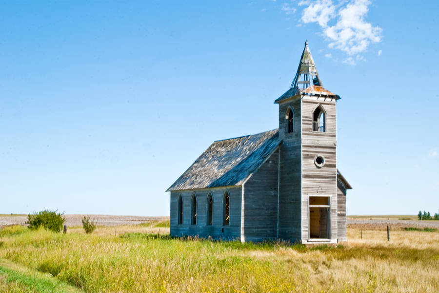 Rocky Valley Lutheran Church by quintmckown