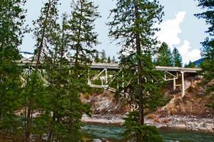 The Cyr Bridge by quintmckown