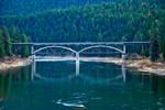 Rail Bridge, Sanders County, Montana