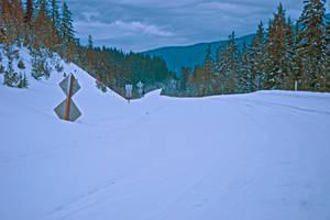 A Montana Winter by quintmckown