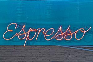 Neon Espresso by quintmckown