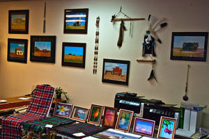 The Gallery on Display by quintmckown
