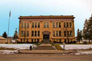 Pend Oreille County (Washington) Court House by quintmckown