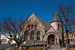 The Dillon Public Library by quintmckown