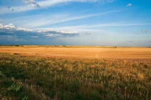 Evening on the Prairie by quintmckown