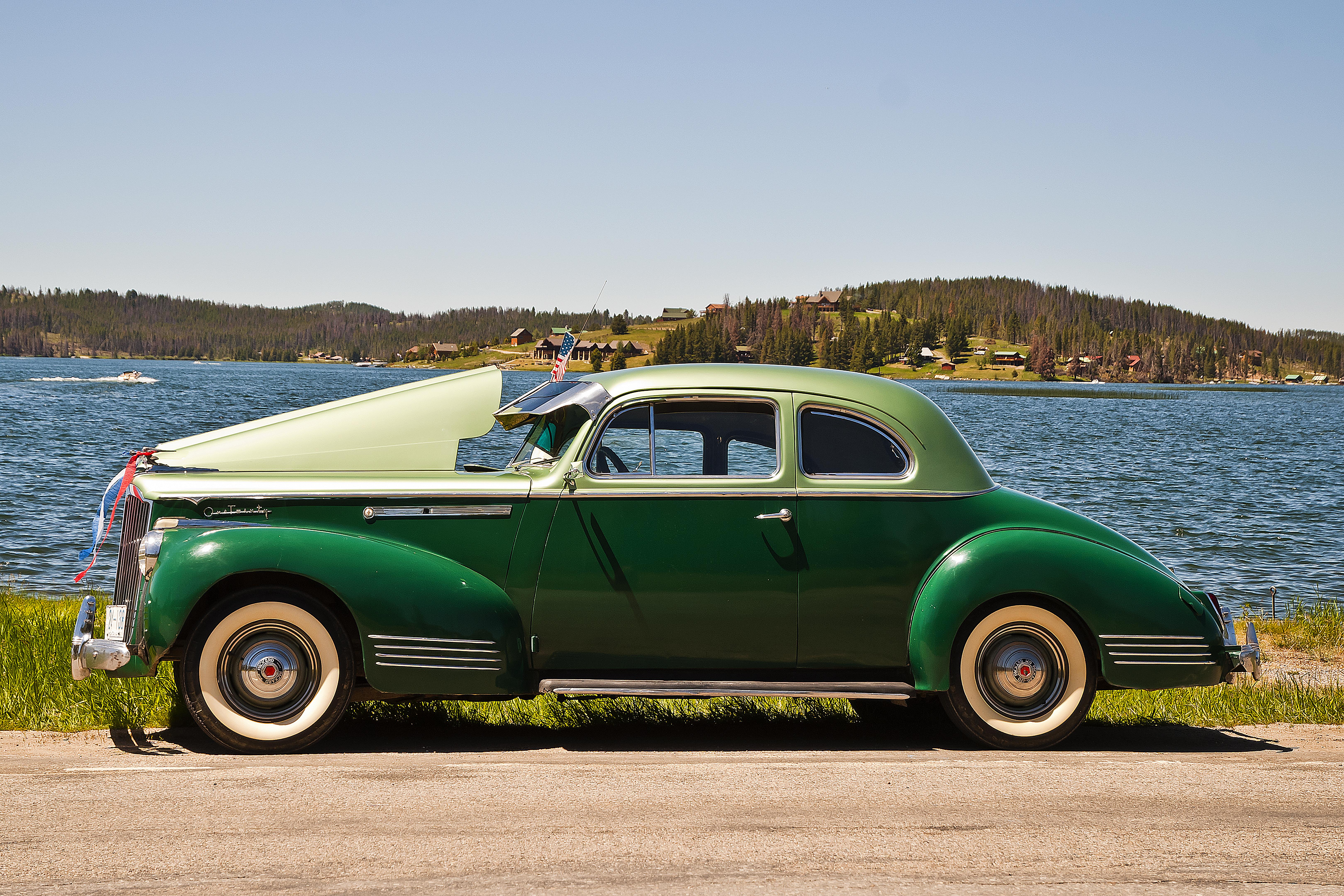 1941 Packard One-Twenty by quintmckown