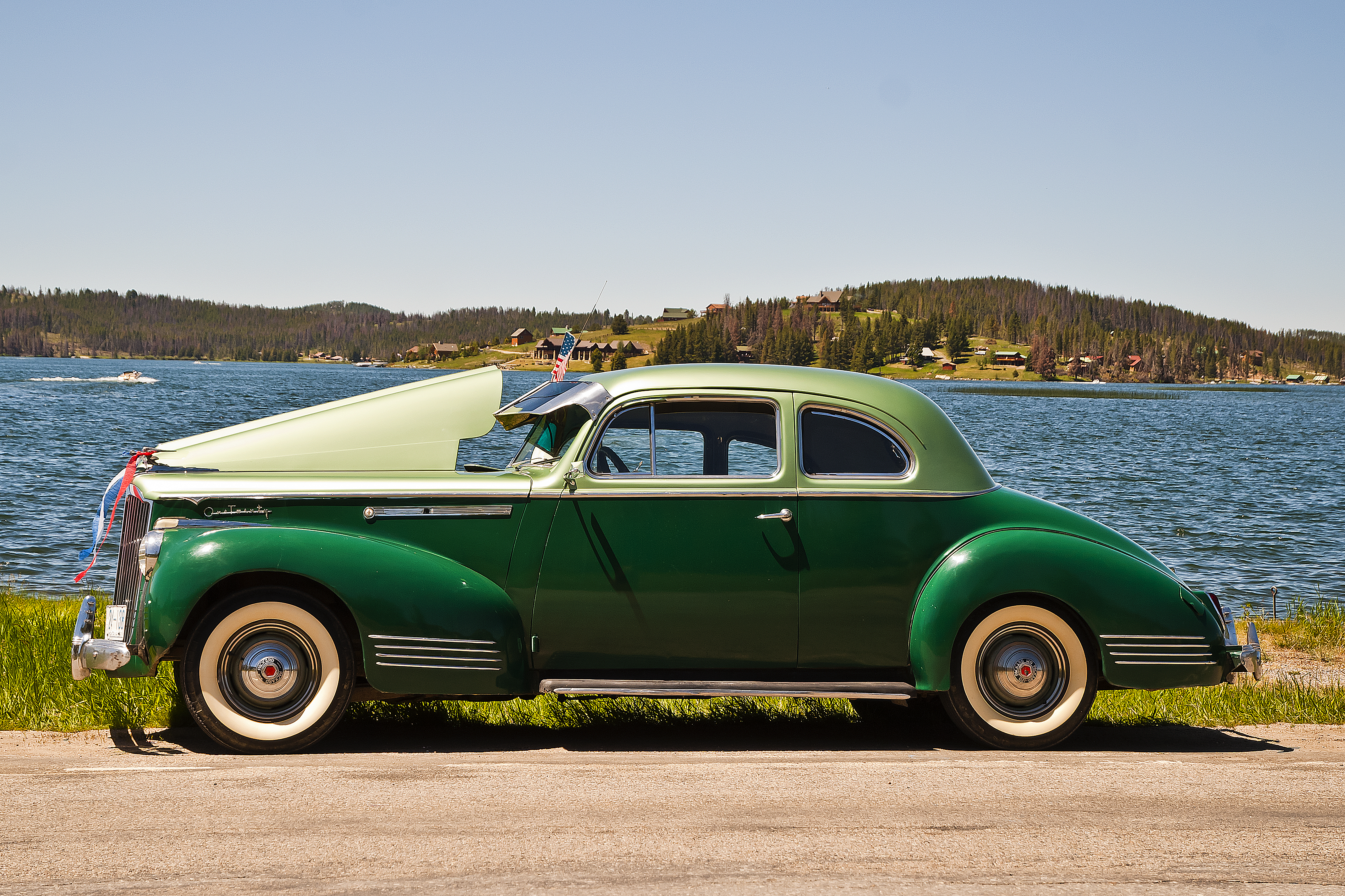 1941 Packard One-Twenty by quintmckown