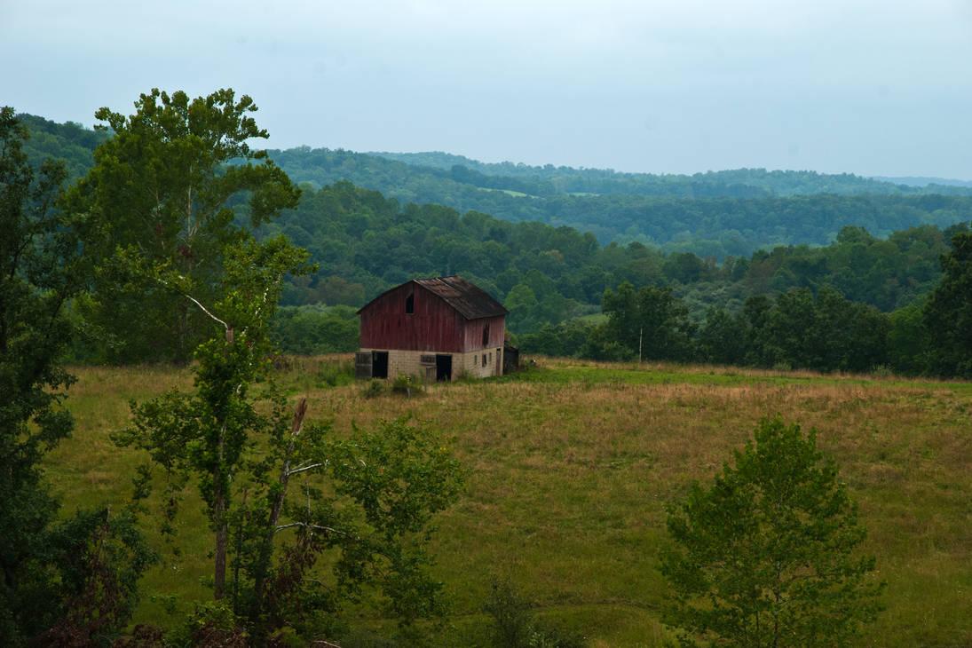 Tyler County (West Virginia) Farm by quintmckown