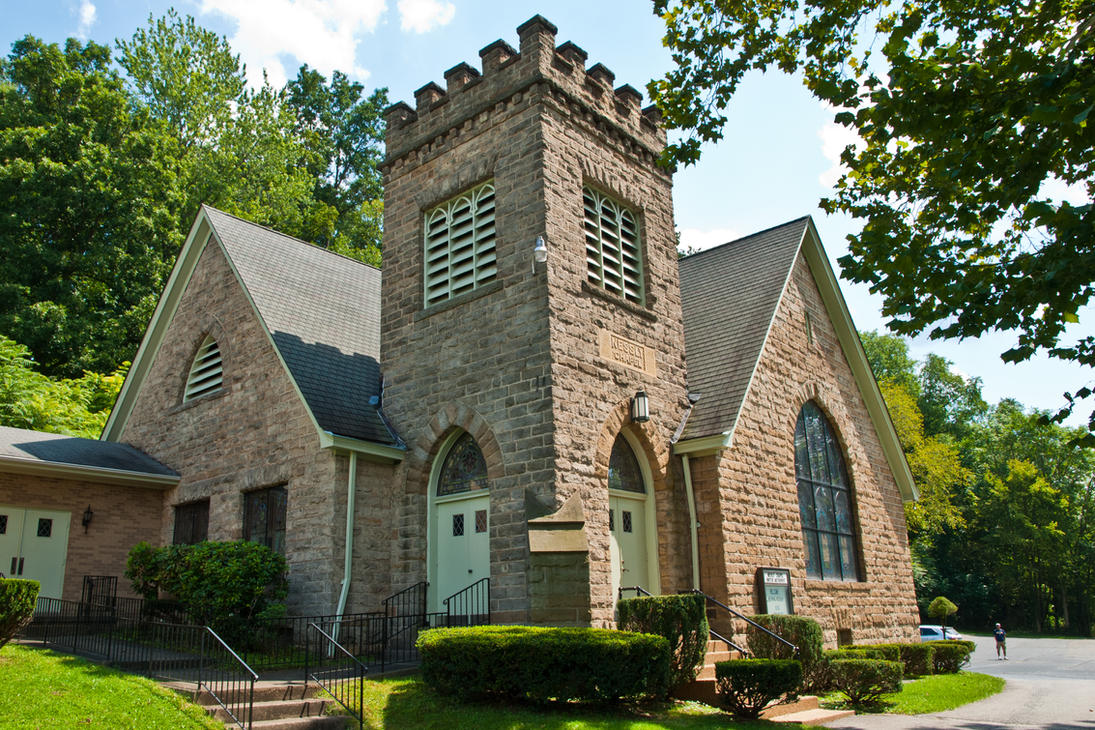 Nessly United Methodist Church by quintmckown