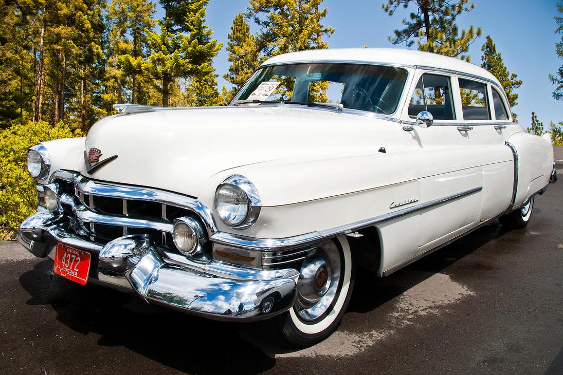 1952 Cadillac Fleetwood Limosine by quintmckown on DeviantArt