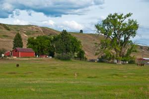 The Holland Ranch, Plains, Montana by quintmckown