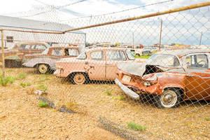 In the Studebaker Graveyard 2 by quintmckown