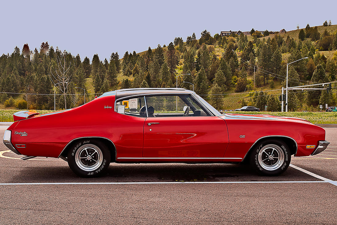 1972 buick skylark gran sport sun coupe by quintmckown on. Black Bedroom Furniture Sets. Home Design Ideas
