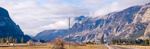 Badrock Canyon by quintmckown