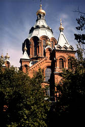 Uspensky Cathedral by quintmckown