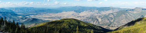 The View from 7,000 feet by quintmckown
