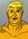Dusty Rhodes (R.I.P.) by SteelerManiac