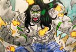 Grey She Hulk
