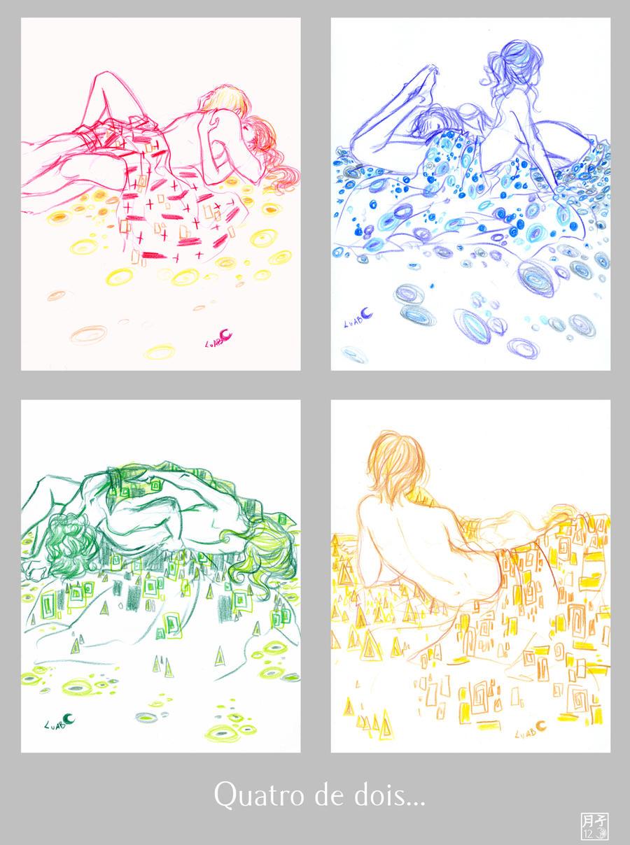 Quatro de dois by tsukiko