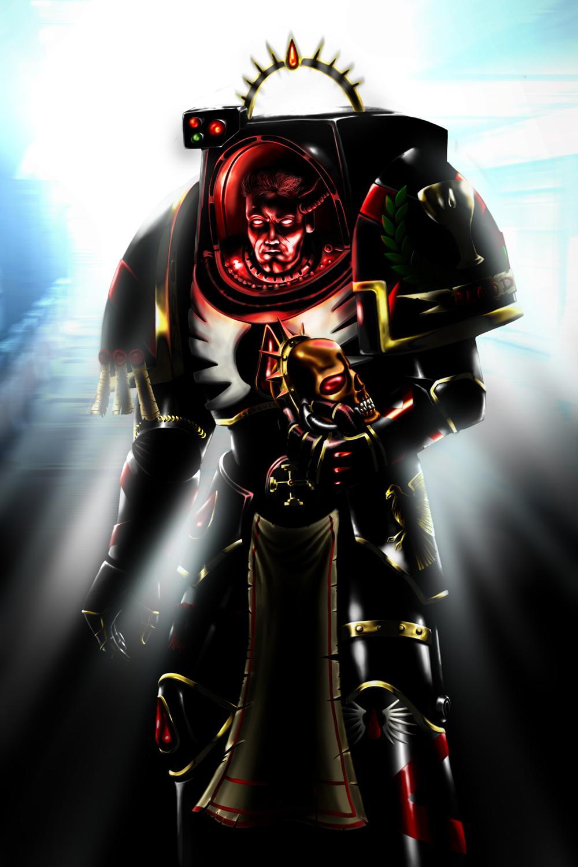 Warhammer 40k death company wallpaper - By Olovni