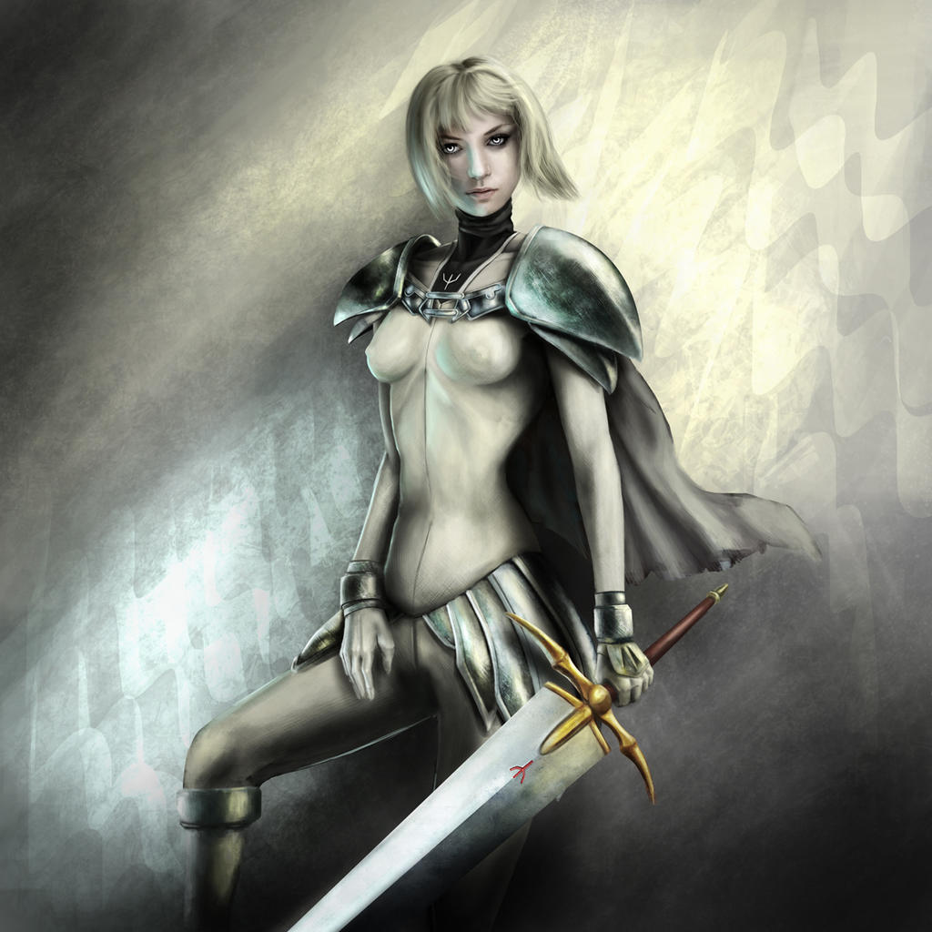 Claymore - CLARE by hcf-albert-wesker