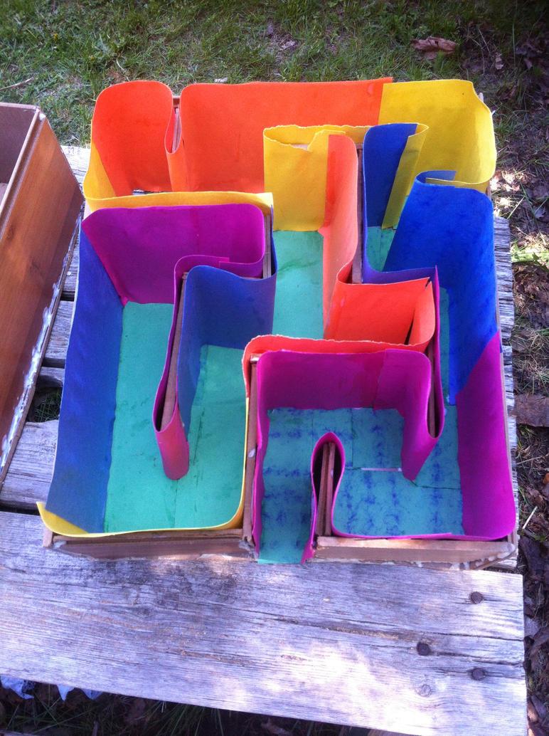 ferret house maze 2 by soulterror101