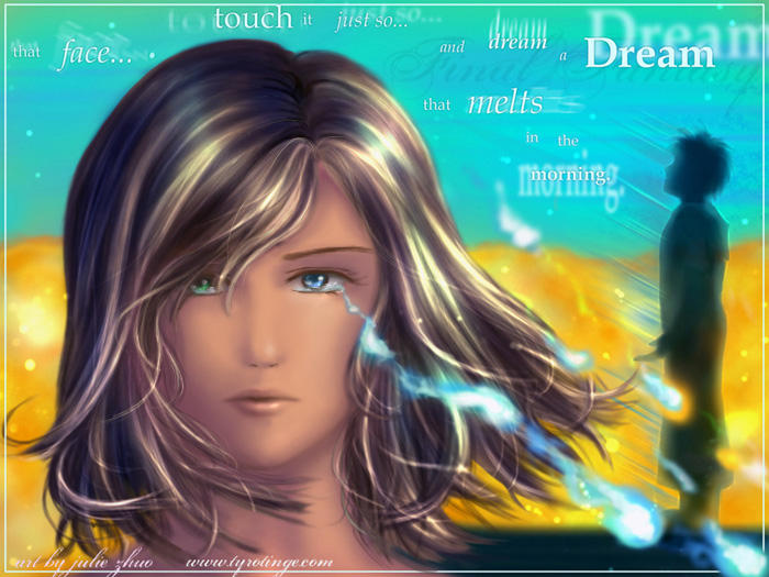 Dream a dream... by joulee