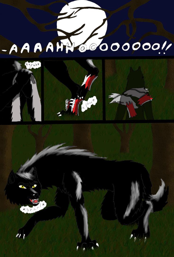 Werewolf Comic 6 By Jjferrit On DeviantArt