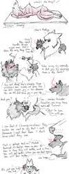 Bad Fur Day - 'Inner Spiral' by jjferrit