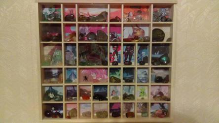 Steven Universe Cabinet by jjferrit