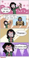 Infinity War Loki