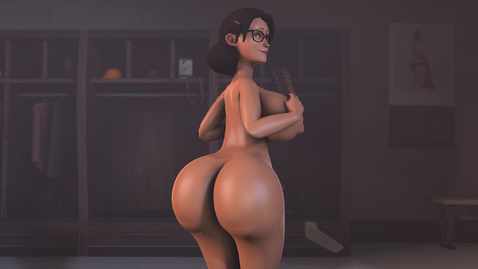 Rockette Naked Miss pauling
