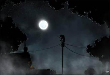 Is Anybody there? by Kraken-Steelklaw