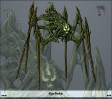 The Stygian Mandrake by Kraken-Steelklaw
