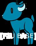 [F2U] Deer Goat or Pony base