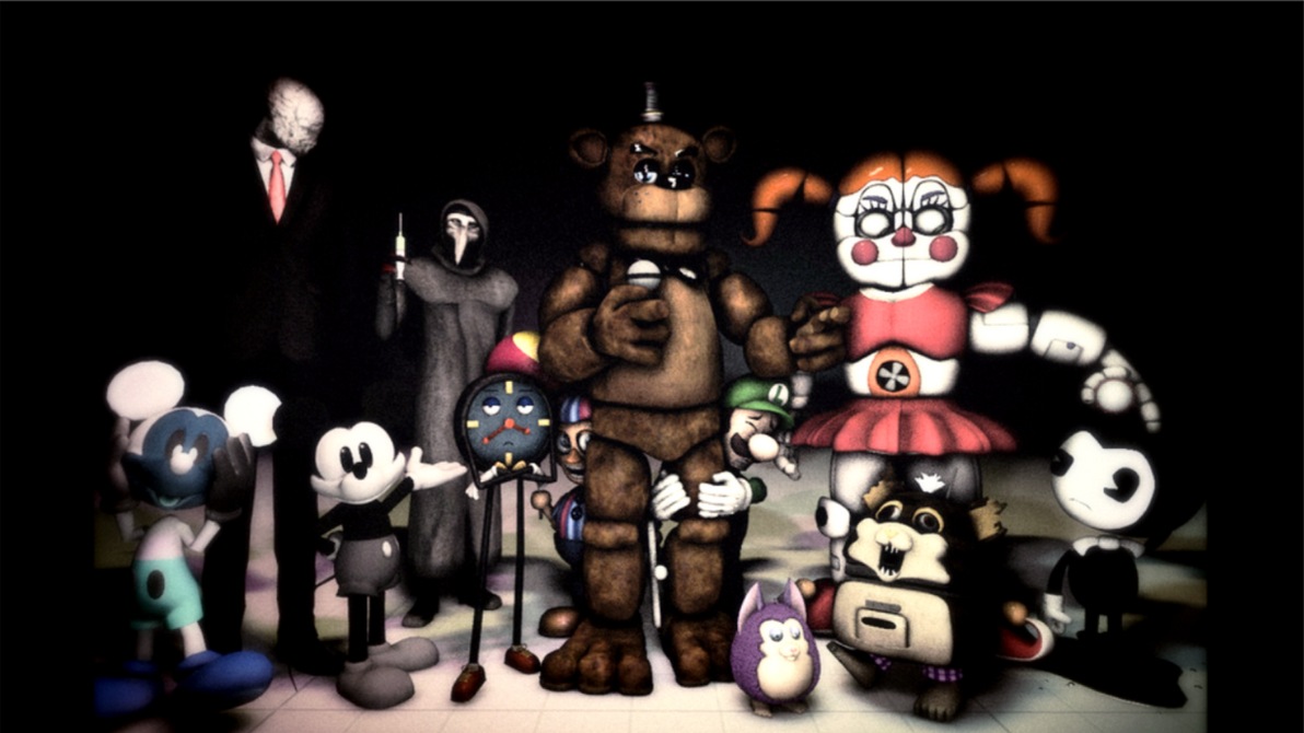 My Horror Army by KittenLover75