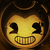 Bendy and the Ink Machine - Chapter 1 Bendy Icon by KittenLover75
