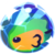 Slime Rancher - Mosaic Slime Icon by KittenLover75