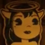 BatIM Ch 3 - Alice Angel Cardboard Cutout