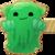 SHoJS/SJSM - Specimen 1 Green Slime Cat