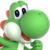 Super Smash Brothers Ultimate - Yoshi Icon