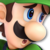 Super Smash Brothers Ultimate - Luigi Icon