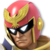 SSB Ultimate - Captain Falcon Icon