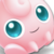 Super Smash Brothers Ultimate - Jigglypuff Icon by KittenLover75
