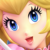 Super Smash Brothers Ultimate - Peach Icon by KittenLover75