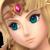 Super Smash Brothers Ultimate - Zelda Icon