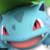 Super Smash Brothers Ultimate - Ivysaur Icon by KittenLover75