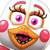 Ultimate Custom Night - Funtime Chica Icon #4 by KittenLover75