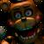 Ultimate Custom Night - Rockstar Freddy Activated